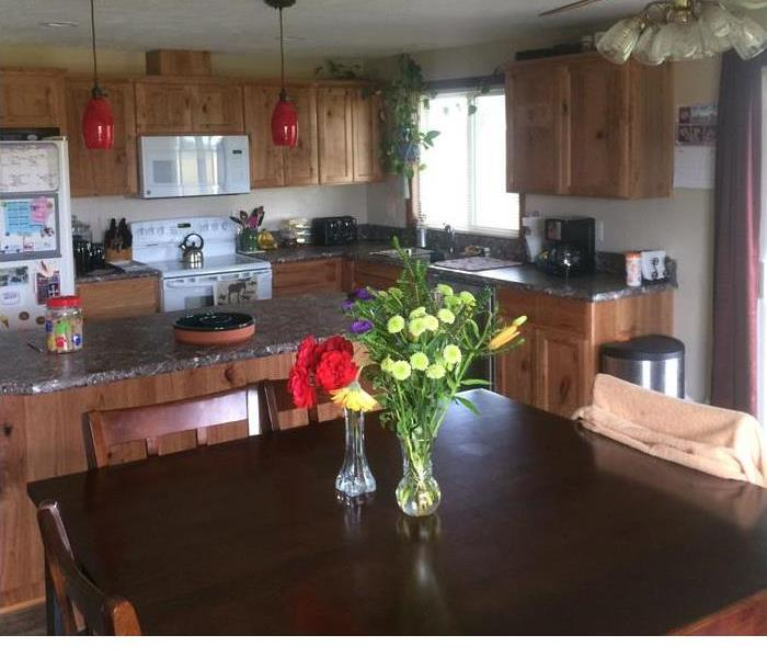 Kitchen Remodels From SERVPRO  After