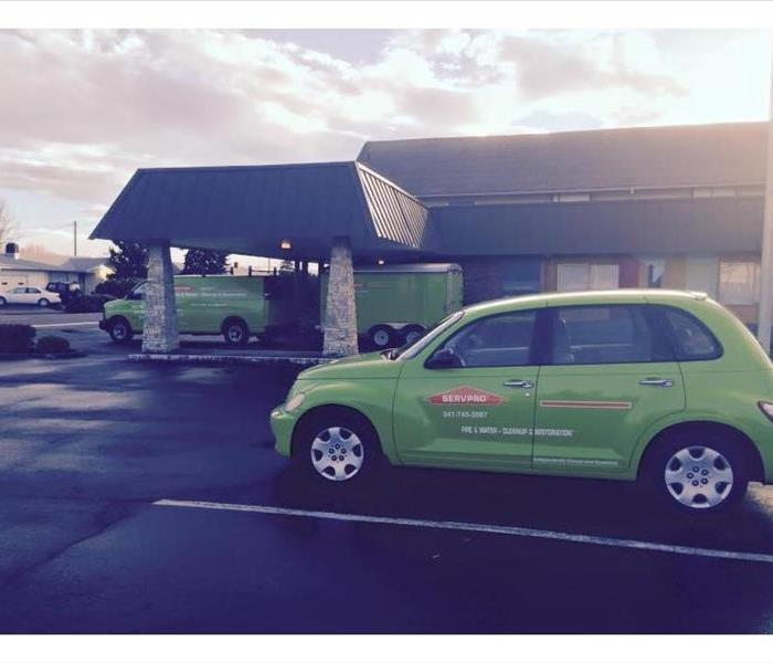 SERVPRO Is always ready for any disaster