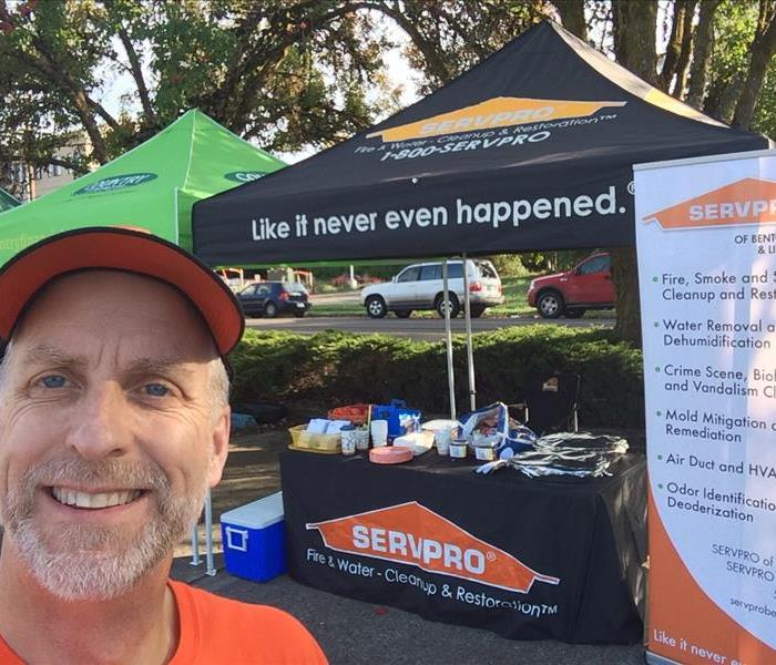 SERVPRO Of Benton County Events