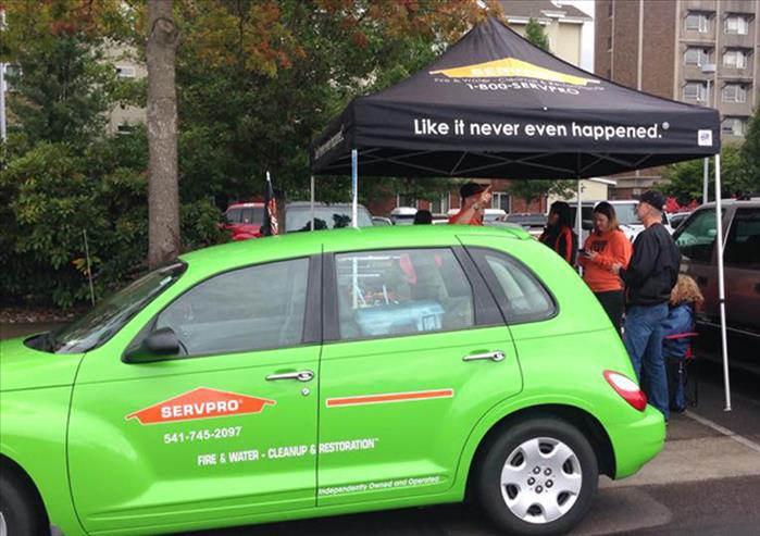 SERVPRO is a Community Member
