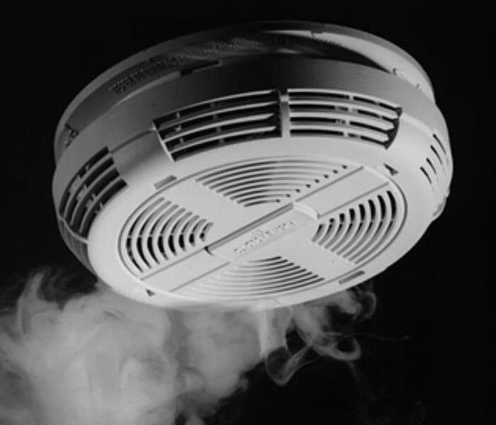 Fire Damage Importance of a Working Smoke Detector