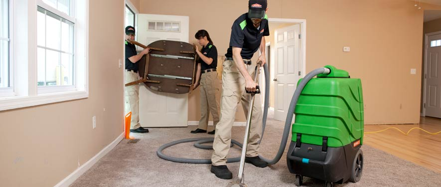 Corvallis, OR residential restoration cleaning
